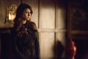 The Vampire Diaires Elena Gilbert Season 5