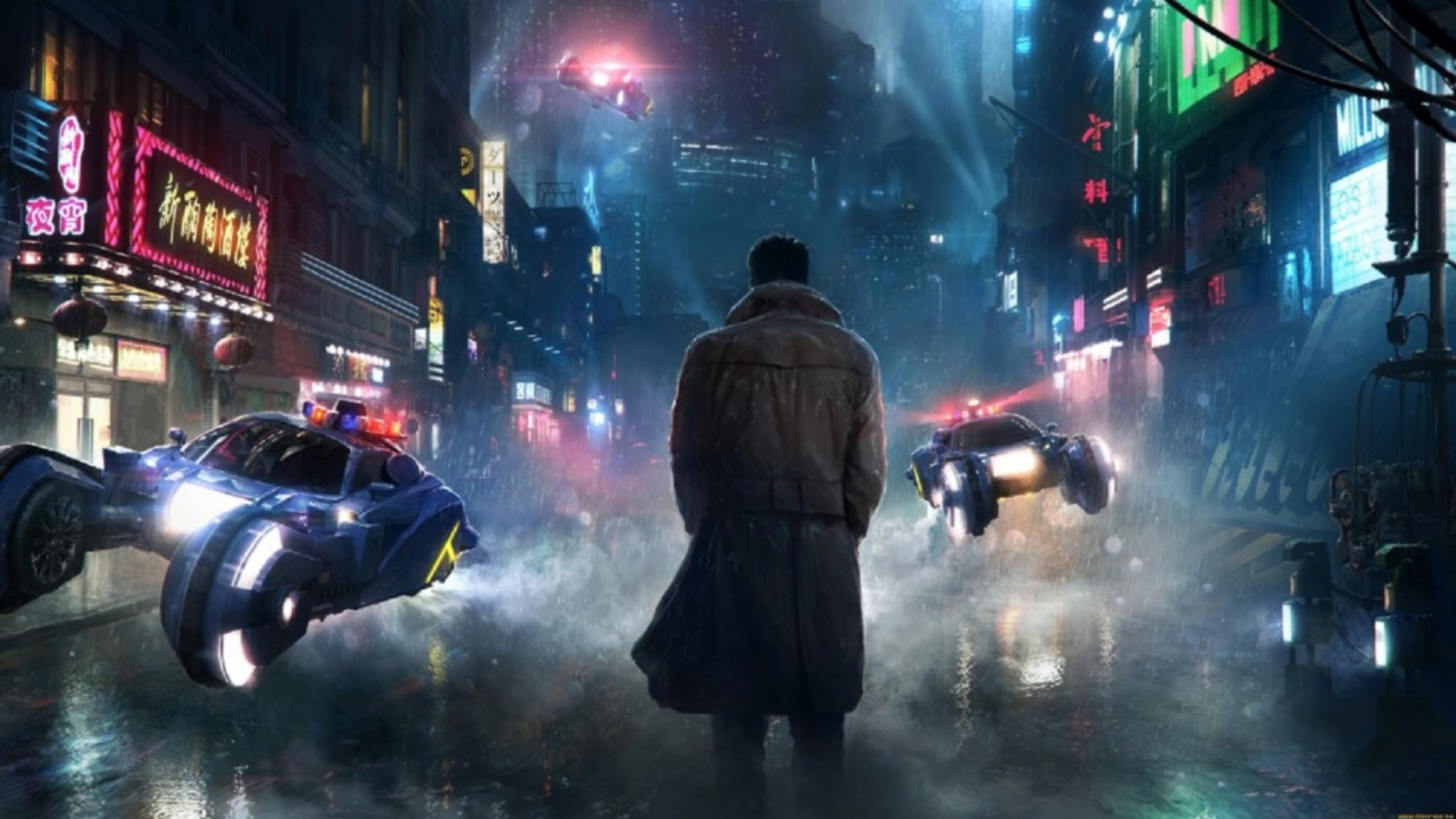 Watch the 'Blade Runner 2049' trailer compared to the original