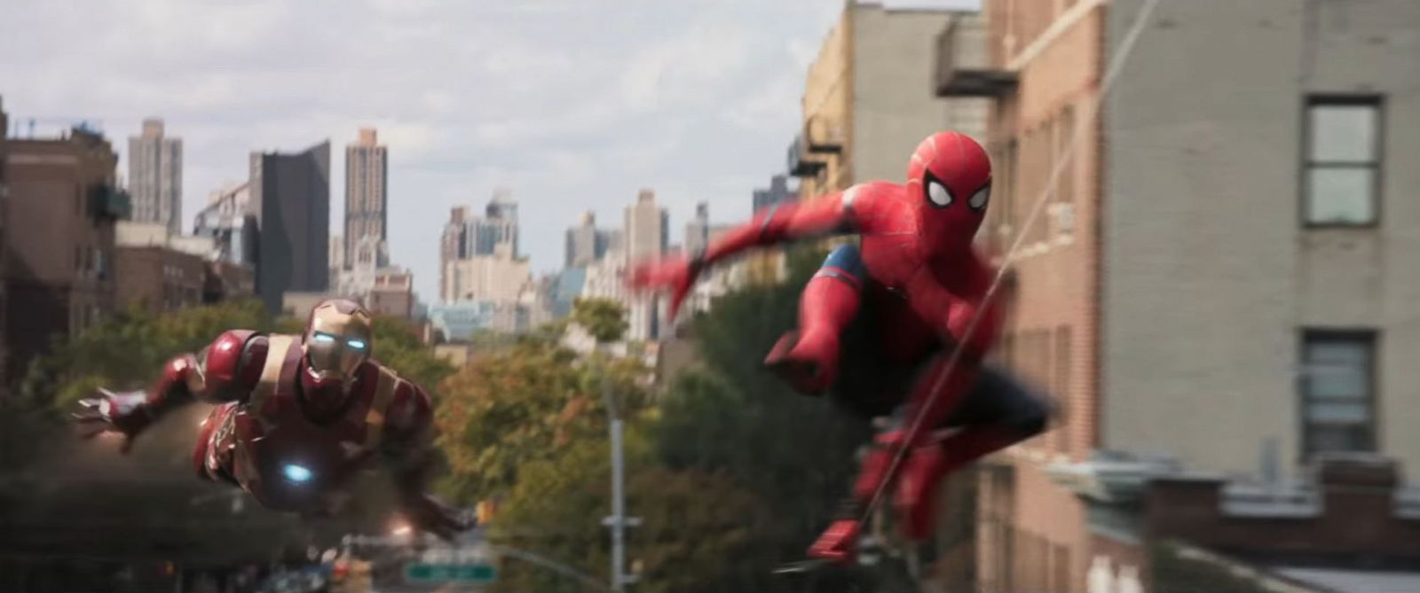 Here's what we'd like to see from Iron Man in 'Spider-Man: Homecoming'