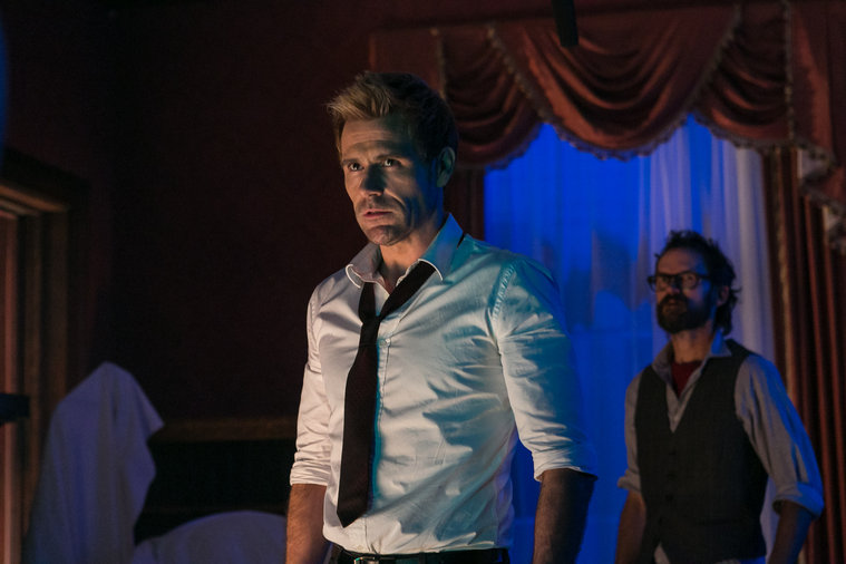 Photo of 'Constantine' recap: Jacob Shaw's Game Night!