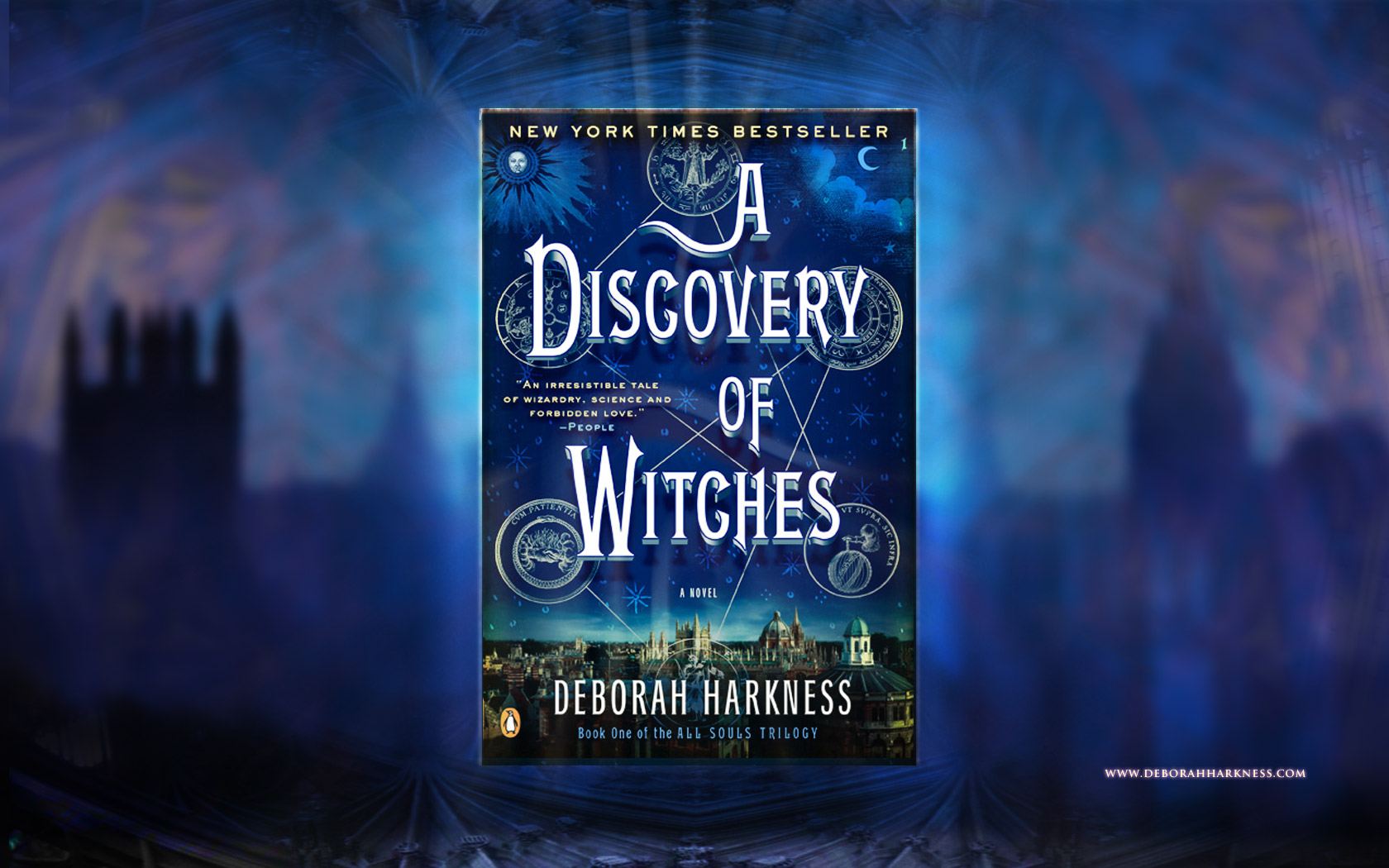 "Photo of Book Review: ""A Discovery of Witches"" by Deborah Harkness"