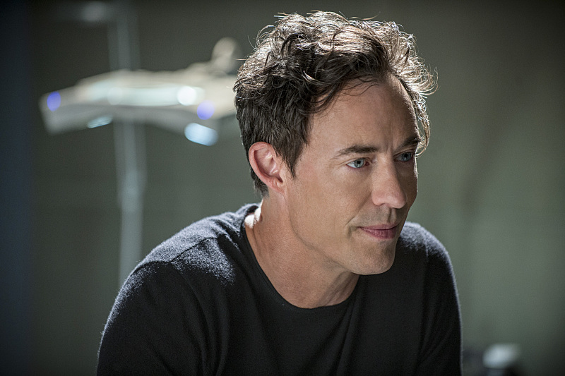 Photo of #MCM: Get to know Harrison Wells from 'The Flash'
