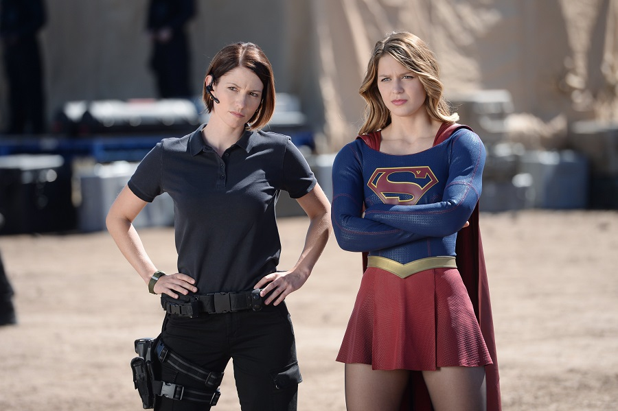 Photo of 'Supergirl': Exploring the journey of Alex Danvers