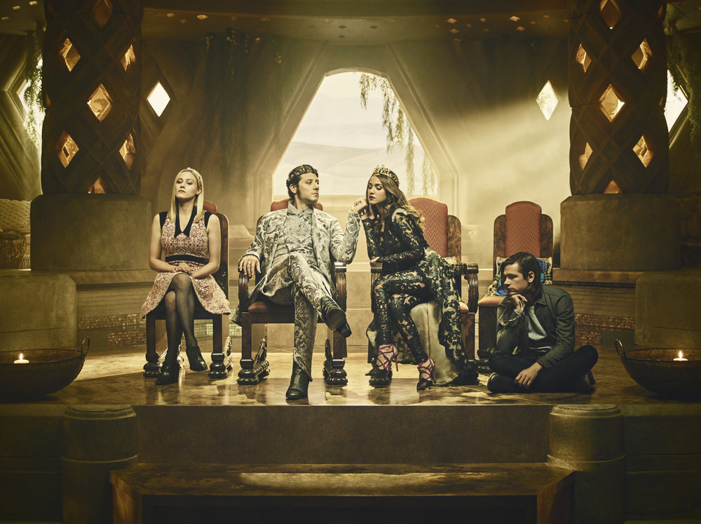 Photo of 'The Magicians': the best 10 episodes