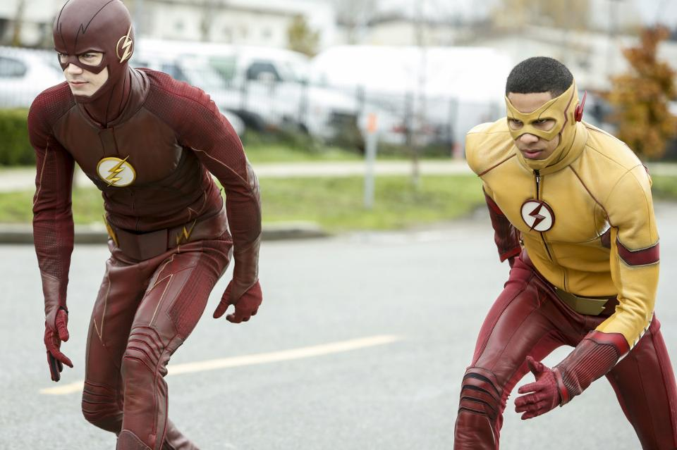 the flash recap