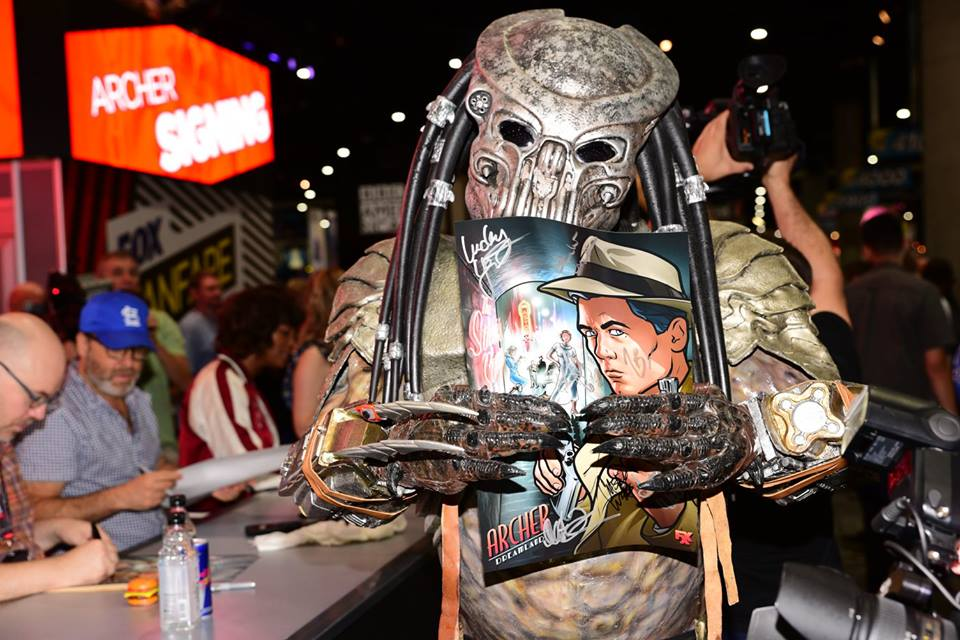 San Diego Comic Con's best cosplays