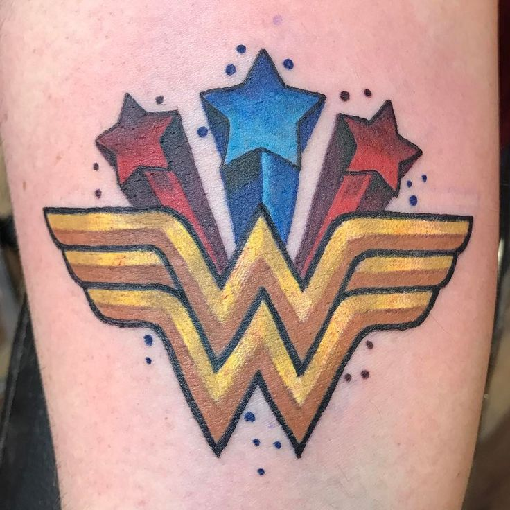 Superman Emblem Tattoo Designs