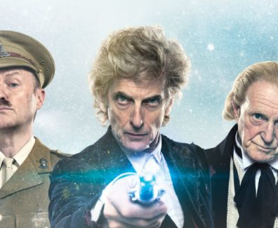 doctor who christmas special twice upon a time featured