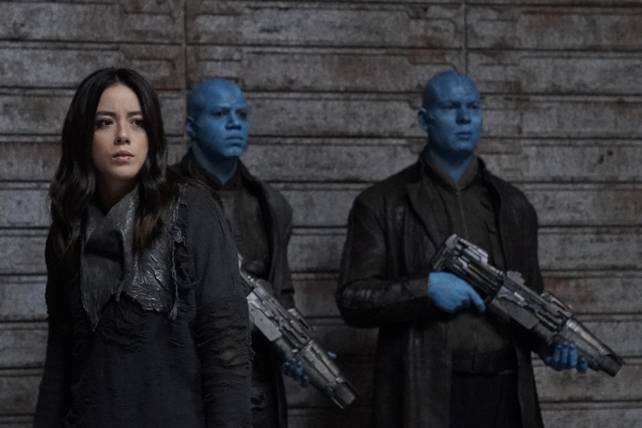 agents of shield fernsehserien