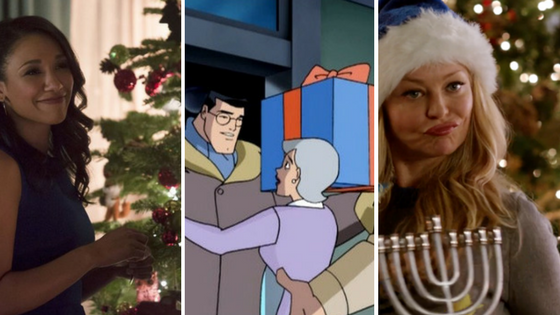 "Photo of From ""Lexmas"" to ""Reign"": DCTV's 5 best holiday episodes"