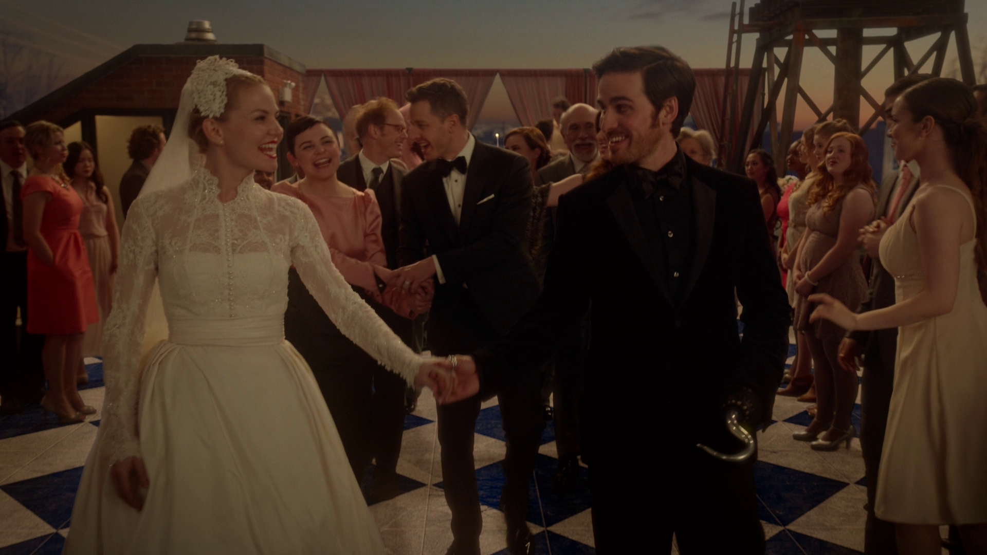 Photo of Best of 'Once Upon a Time' season 6: Weddings, engagements, angst, oh my!