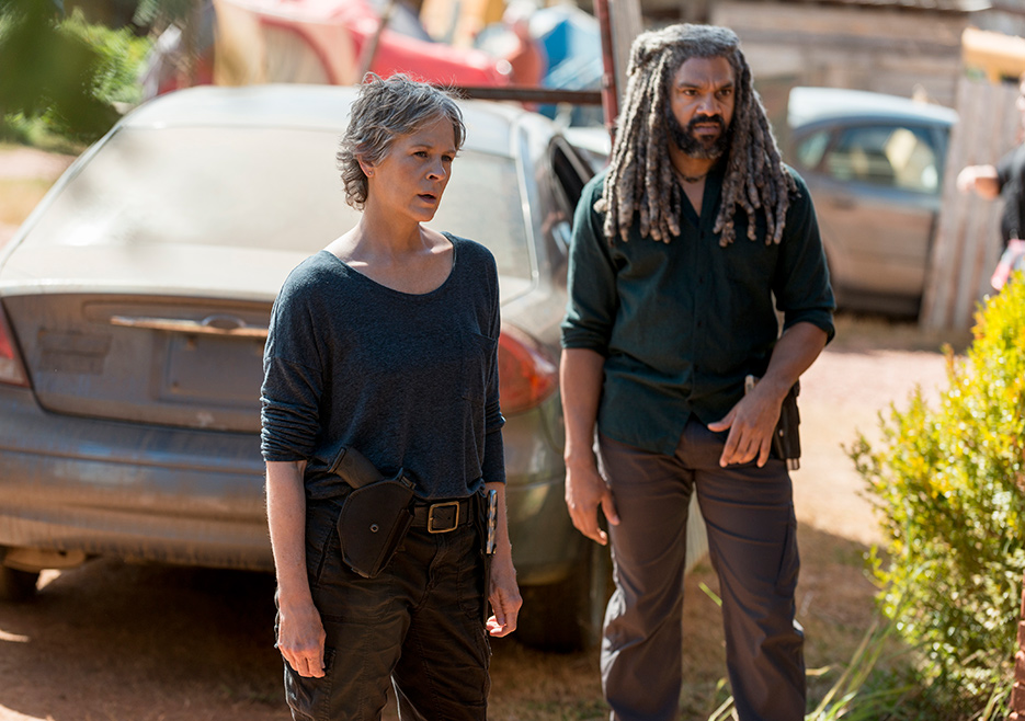 "Photo of 'The Walking Dead' 8×13: 22 Thoughts we had while watching ""Do Not Send Us Astray"""