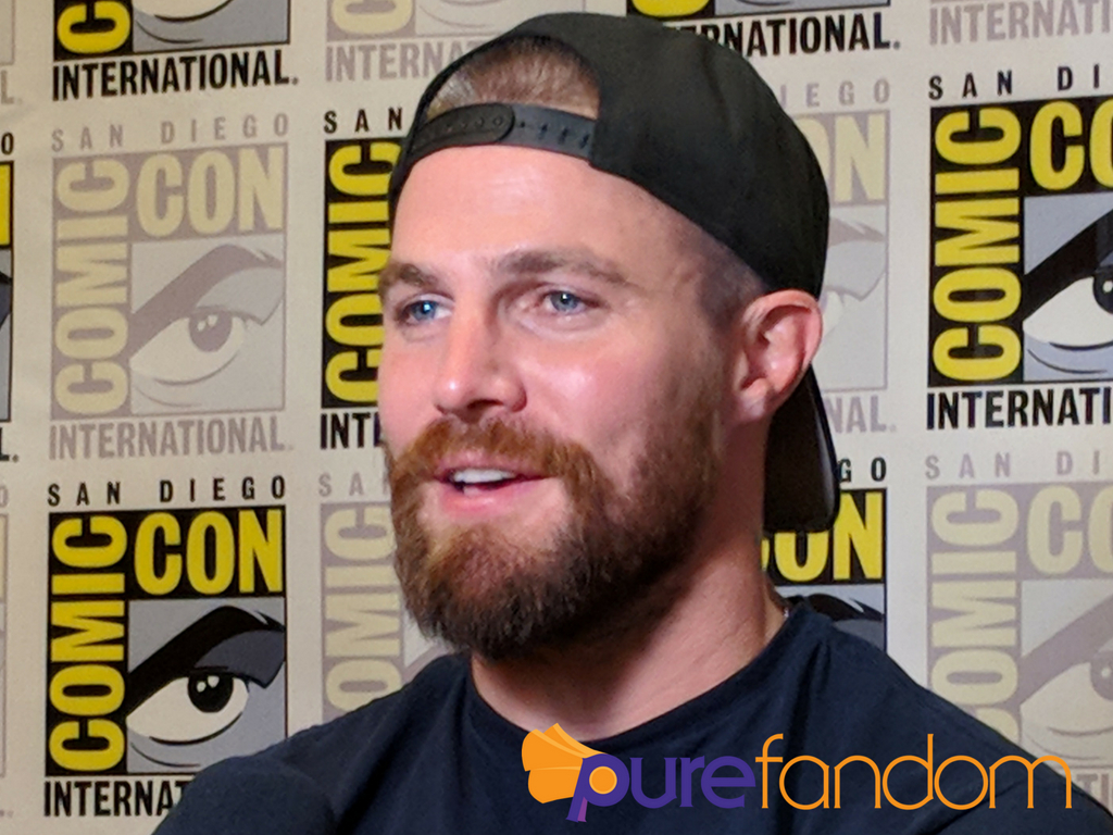 Arrow SDCC 2018