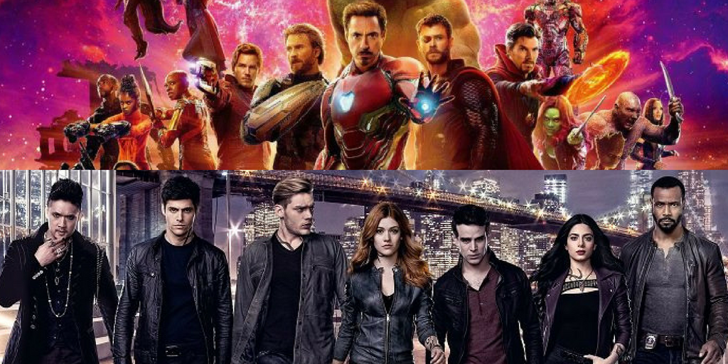 Photo of How the 'Shadowhunters' characters would react to 'Avengers: Infinity War'