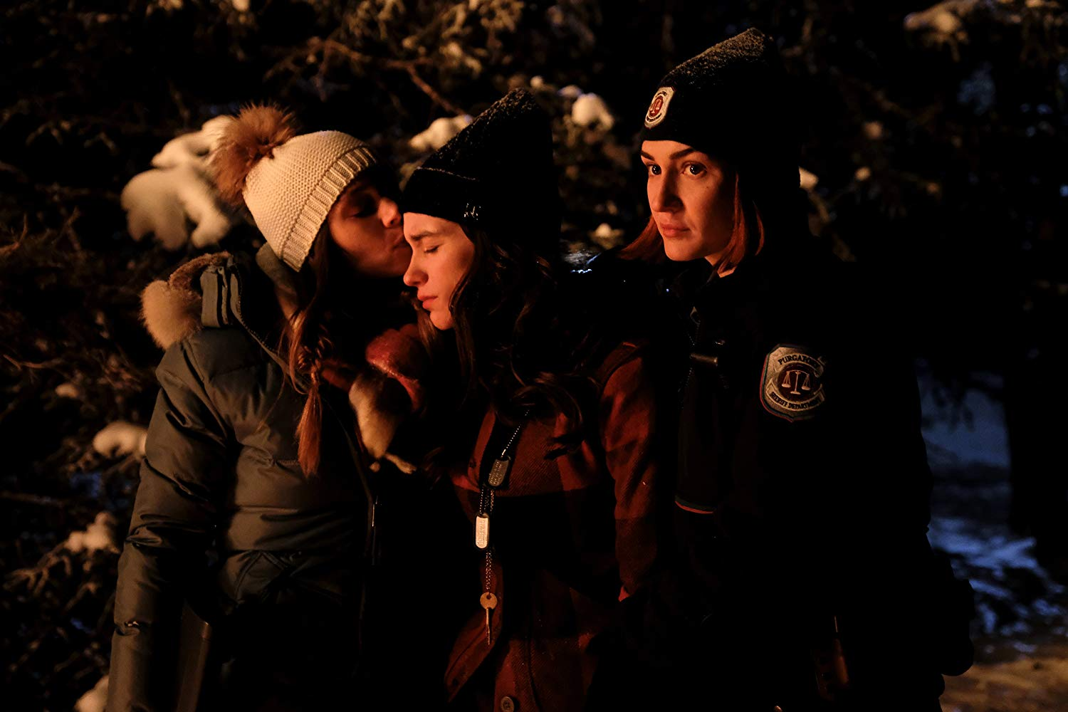 "Photo of 'Wynonna Earp' recap: Brad and Cort Talk Ep 3×03, ""Colder Weather"""