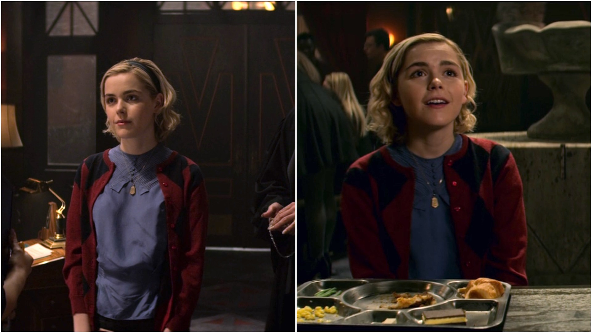 sabrina spellman fashion