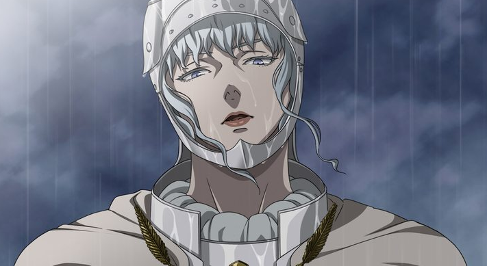 Villains of anime - Griffith Berserk