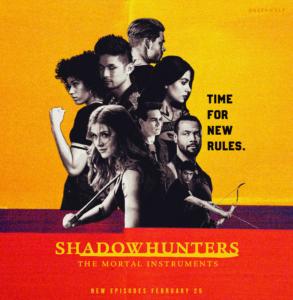 #ShadowhuntersPosterChallenge