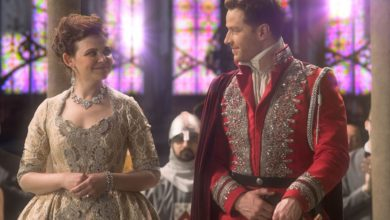 Photo of 'Once Upon a Time' meets Taylor Swift's 'Lover'